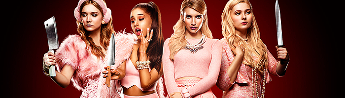 "Scream Queens Season 2 ""Rise And Shine, Ladies"" Promo"