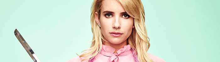 Nouvelle photo promotionnelle pour Scream Queens