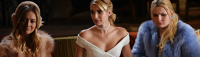 Scream Queens – Stills & BTS