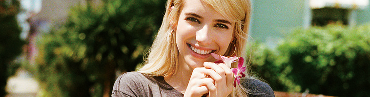Emma Roberts Daily change de look!