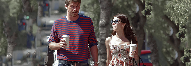 Emma out with her boyfriend Garrett Hedlund in Los Angeles